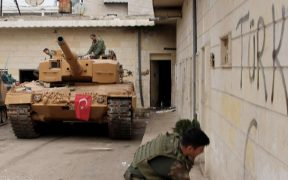Turkey should weigh the pros and cons of operation east of Euphrates 24