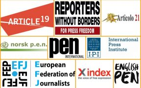 9 int'l organizations urge EU to raise Turkey's freedom of expression crisis during upcoming meetings 25
