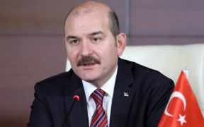 Turkish interior minister says US turned Syria, Iraq into 'laboratory of terrorism' 25