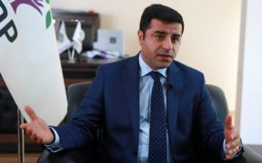 Demirtaş claims political pressure on his case is mounting 27