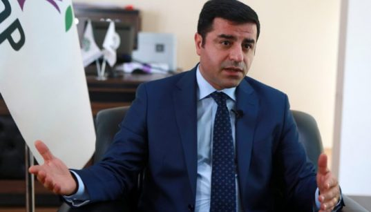 Demirtaş claims political pressure on his case is mounting 38