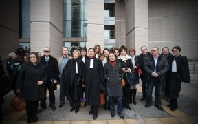 Endangered lawyers: 216 jailed in Turkey 23