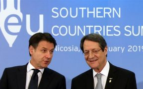 Southern EU Summit sends strong message to Turkey 28