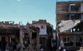 Cizre in tatters, but still standing 34
