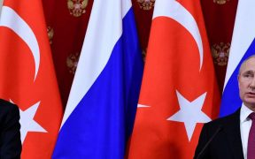 Putin wants Erdoğan to yield right of way to Damascus 27