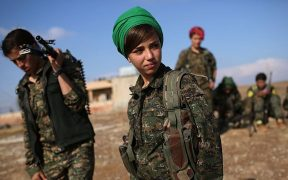 Feud between Turks and Kurds only adds to Syrian quagmire 21