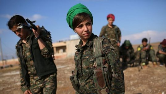 Feud between Turks and Kurds only adds to Syrian quagmire 46