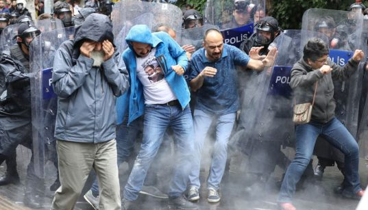 Turkey May Have to Face Its Protesters in U.S. Court 41