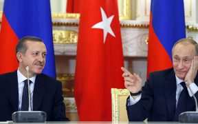 Russia to Turkey: You can't have Syrian safe zone without Assad's consent 28