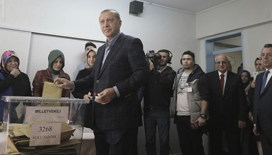Turkey: Erdoğan's Unofficial Paramilitary Groups to 'Monitor' Elections? 39