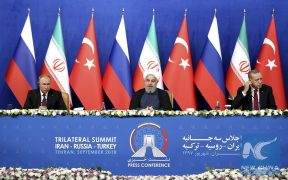 What Are Russia and Turkey Preparing for Syria? A Disagreement in Sochi 27