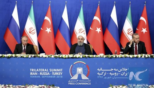 What Are Russia and Turkey Preparing for Syria? A Disagreement in Sochi 44