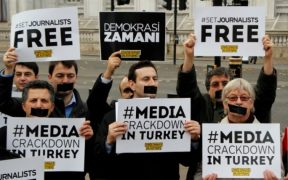 Turkey: Courts being used to strangle media freedom 25