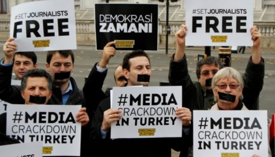 Turkey: Courts being used to strangle media freedom 43