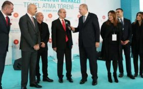 'Off-mic' chat with Erdoğan exposes money troubles in major İstanbul construction project 25