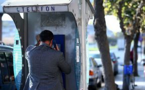Sergeant detained for making call from pay phone to find his cell phone 25
