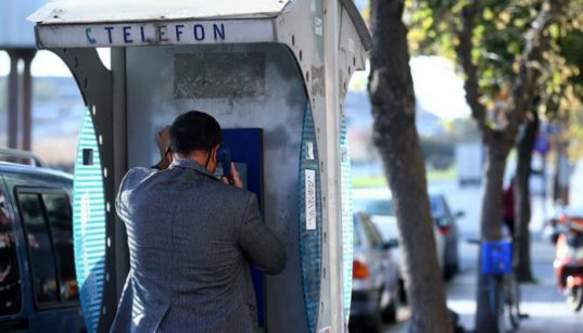 Sergeant detained for making call from pay phone to find his cell phone 42