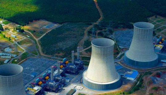 Enka shuts Turkey's biggest gas-fired power plant 44