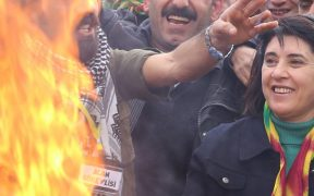 Why are there no comic books about Kurdish politicians? 27