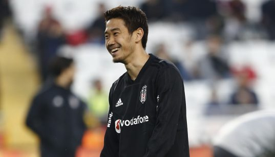 Kagawa enjoys dream debut with Turkey's Besiktas 41