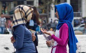 Women in Turkey:  The headscarf is slipping 24