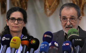 Kurds Demand Deployment of Int'l Observers on Turkey-Syria Border 20