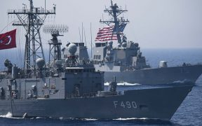 US Naval Institute Publishes Scenario of Possible Military Conflict With Turkey 28
