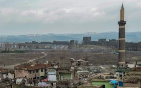 Ghost towns: Conflict stymies campaigning in southeastern Turkey 29
