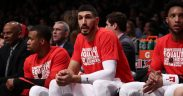 Enes Kanter misses another game due to international arrest warrant from Turkey 16
