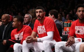 Enes Kanter misses another game due to international arrest warrant from Turkey 35