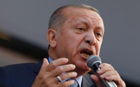 Tired of Treading Softly, Turkey's Erdogan Back on Election Warpath 24