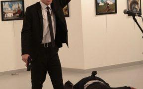 Turkish government imam helped groom the killer of Russian ambassador 24