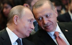 """Can Putin and Erdogan Reconcile Their """"Diametrically Opposed"""" Interests at Their Upcoming Summit? 20"""