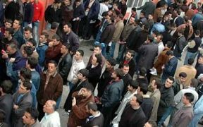 Turkey's army of jobless swelling to record level 23