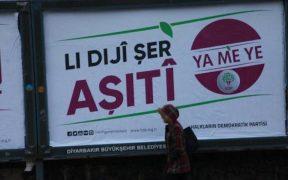 Turkey courts ban election billboards in Kurdish language 27