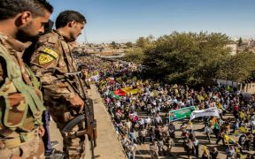 The Road to Stability in Syria: Renewing Relations with Kurds 23