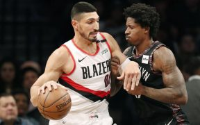 Trail Blazers' Kanter, former teammate Turkoglu spar again about Turkey's government 34