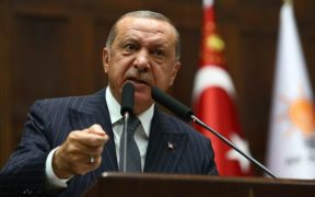 Erdoğan threatens opposition candidates, says holding on to criminal records 22