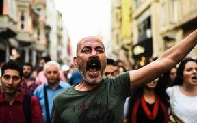 Turkey's New Low on Human Rights 26