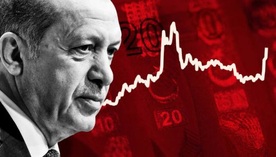 Turkey: Riding The Economic Titanic 70