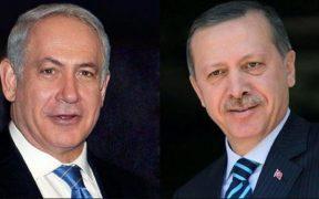 Sham Fight: Netanyahu-Erdogan spat 25