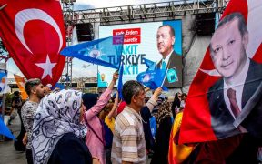 How Turkey's local elections became 'matter of national survival' 24