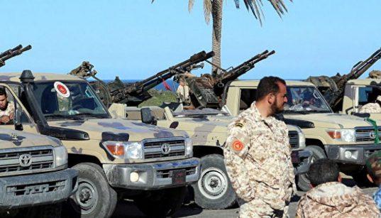 Turkey and regional rivals clash in Libya 41