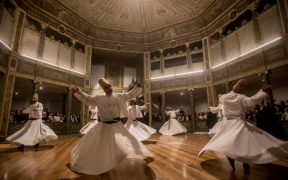 Taking a spin with whirling dervishes in Turkey 27