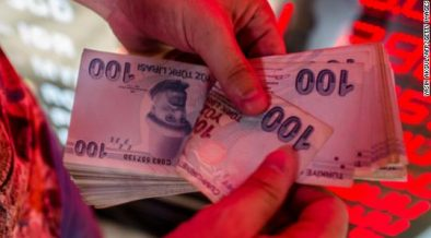 Eye on lira, Turkey abandons plan to tap central bank reserves 35