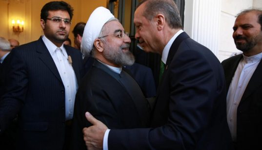 Iran tells Turkey: change tack or face trouble 69