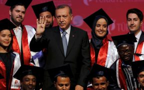 University graduates swell Turkey's army of jobless 22