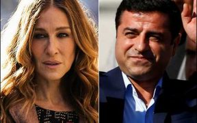 Sarah Jessica Parker shines light on Turkey's jailed Kurdish leader Demirtas 24