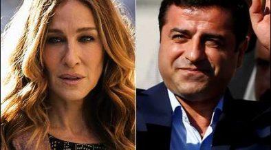 Sarah Jessica Parker shines light on Turkey's jailed Kurdish leader Demirtas 24