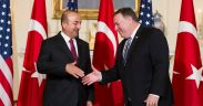 Pompeo needs to address Turkey's descent towards authoritarianism with foreign minister 22